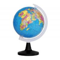 Buy cheap D.10.6cm hand-made paper globe, paper surface, ABS inner ball, ABS base. product