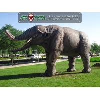 Buy cheap Simulation animal series Simulation platybelodon product