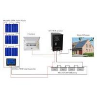24v 5kw wholesale off-grid solar system use in office