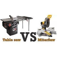 Buy cheap Saws Miter Saw Vs Table Saw product
