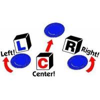 Buy cheap Poker Bracelets Left Center Right Game (LCR Game) product