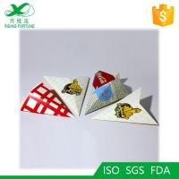 Buy cheap Paper cone package for french fries product