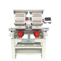 HB-1202 industrial sale price flat hat 2 head commercial embroidery machine