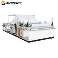 Buy cheap Toilet Paper Converting Machine Sale product
