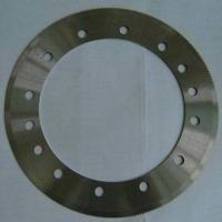 Buy cheap good toughness and high temperature metallurgical industry blades product