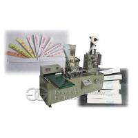 Automatic Toothpick Bag Packaging Machine