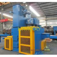 Buy cheap Wire Rod in Coils Abrator Wire Rod Shot Blasting Machine from wholesalers