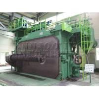 Buy cheap Wire Rod in Coils Abrator Wire Rod coil/Coiled Wire Shot Blasting Machine from wholesalers