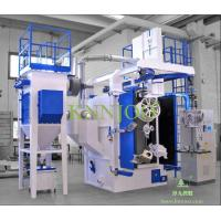 Buy cheap Hook/Hanger Type Abrator Sell Well Hanger Type Shot Blasting Machine For Alloy Wheels from wholesalers