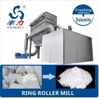 Buy cheap Superfine Calcium Carbonate Grinding Mill product