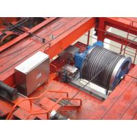 Cable reel transformation