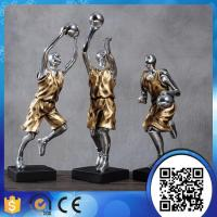 Buy cheap Romantic wine rack The Basketball character sculpture BSRW18 product