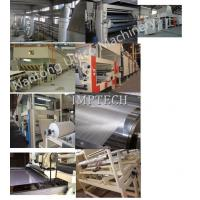China Automatic melamine paper impregnation line on sale