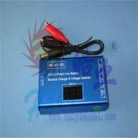 Buy cheap HY010-Tail wheel Mounts HY022-00805 2S/3S/4S Balance Charger/Voltage Detector product