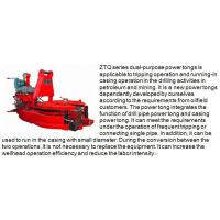 Petroleum Machineries ZTQ Series Dual-purpose Power Tongs