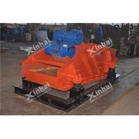 Buy cheap High Frequency Dewatering Screen product