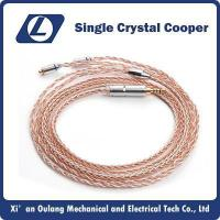 Buy cheap Single Crystal Cooper Cable product