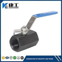 Hex Body Carbon Steel Ball Valve