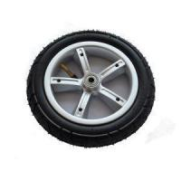 China 20 X 2.125 Inflatable Rubber Type Advertisement Bicycle Trailer Wheel with Axle on sale