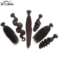 Cuticle Aligned Brazilian Virgin Human Hair Weave