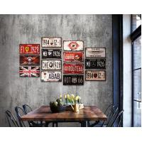 Buy cheap 30*15CM Iron skin Painting product