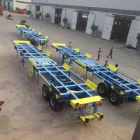 Vehicle Transfer Vehicle of Container in Port