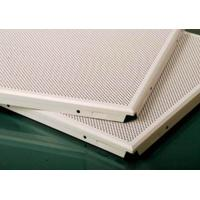 Buy cheap Aluminum plate Within the ceiling product
