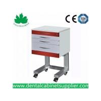 Buy cheap Mobile Dental Cabinet SSU-02 Stainless Steel Medical Cart product
