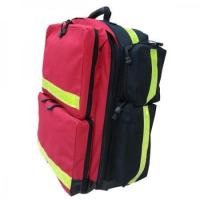 Oxygen Bags Oxygen & Resustation Trauma Backpack, 600D Polyester, Red