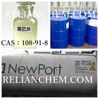 Buy cheap Dyestuffs & Pigments Cyclohexylamine CAS :108-91-8 product
