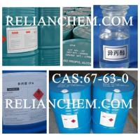 Buy cheap Petrochemicals Isopropanol CAS:67-63-0 product