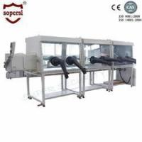 Laboratory Glove Box Chemical Customize Glove Box with Gas Purification System fo