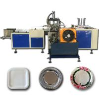 Buy cheap PDM-600H hydraulic paper plate machine product