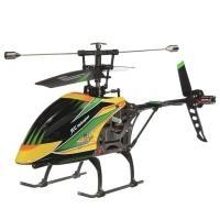 "Quality V912 16"" Large Metal Gyro RC Helicopter (Yellow) for sale"