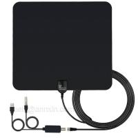 2018 Hot 50 Miles Digital HDTV Indoor Antenna With Amplified