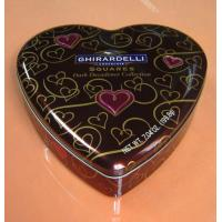Food And Drink Container Heart Shape Candy Tin