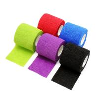 Buy cheap Premium Disposable Cohesive Elastic Bandage 5*450cm product