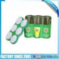 Buy cheap Tin Box & Pot 【P-17】Carbonated drinks Can product