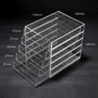 Buy cheap Wholesale 5 layer plastic drawer storage box product