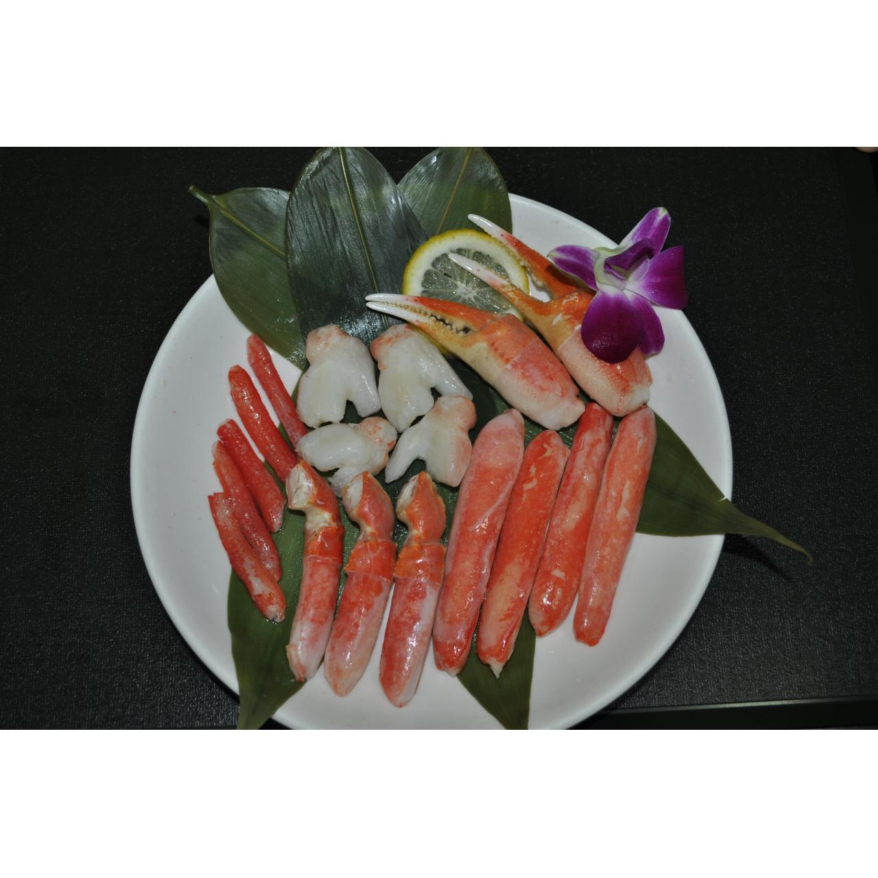 Buy cheap CRABS Cooked Snow Crab product
