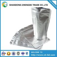 Buy cheap Flat bottom zipper bag Aluminum foil stand up zipper packaging bag product