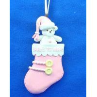 Buy cheap Polymer clay Christmas Ornament Holiday Gift product