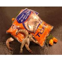 Buy cheap Black Tiger Shrimps Head-less/Shell-on (HLSO) product