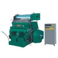 Buy cheap TYMB Series Hot stamping and Die cutting Machine product