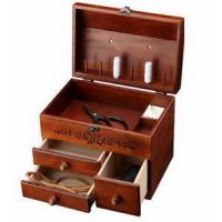 wooden sewing boxG-1287