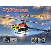 Buy cheap ALIGN T-REX 550E RC Helicopter FLYBARLESS 3G KIT ONLY h-trex550E-3G-kit-only from Wholesalers