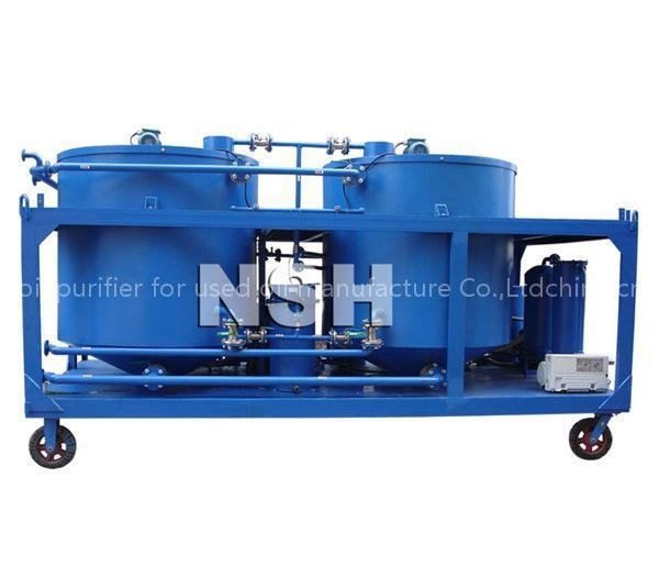 Ger Used Engine Oil Purifier System Of Sinonsh679679 B11