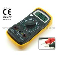 Buy cheap Digital Multimeter AC / DC Voltage Meter Tester Ohm product