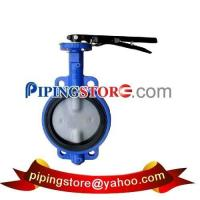 Buy cheap Wafer Butterfly Valves from Wholesalers