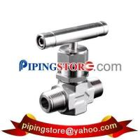 Buy cheap Integral Bonnet Needle Valve MM from Wholesalers